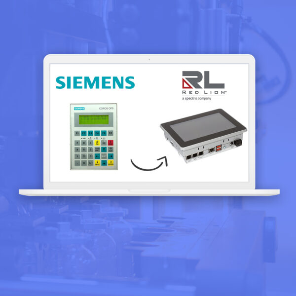 Siemens-Op5-to-RedLion-Graphite