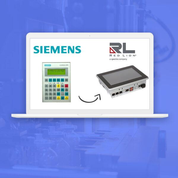 Siemens-Op5-to-RedLion-Graphite